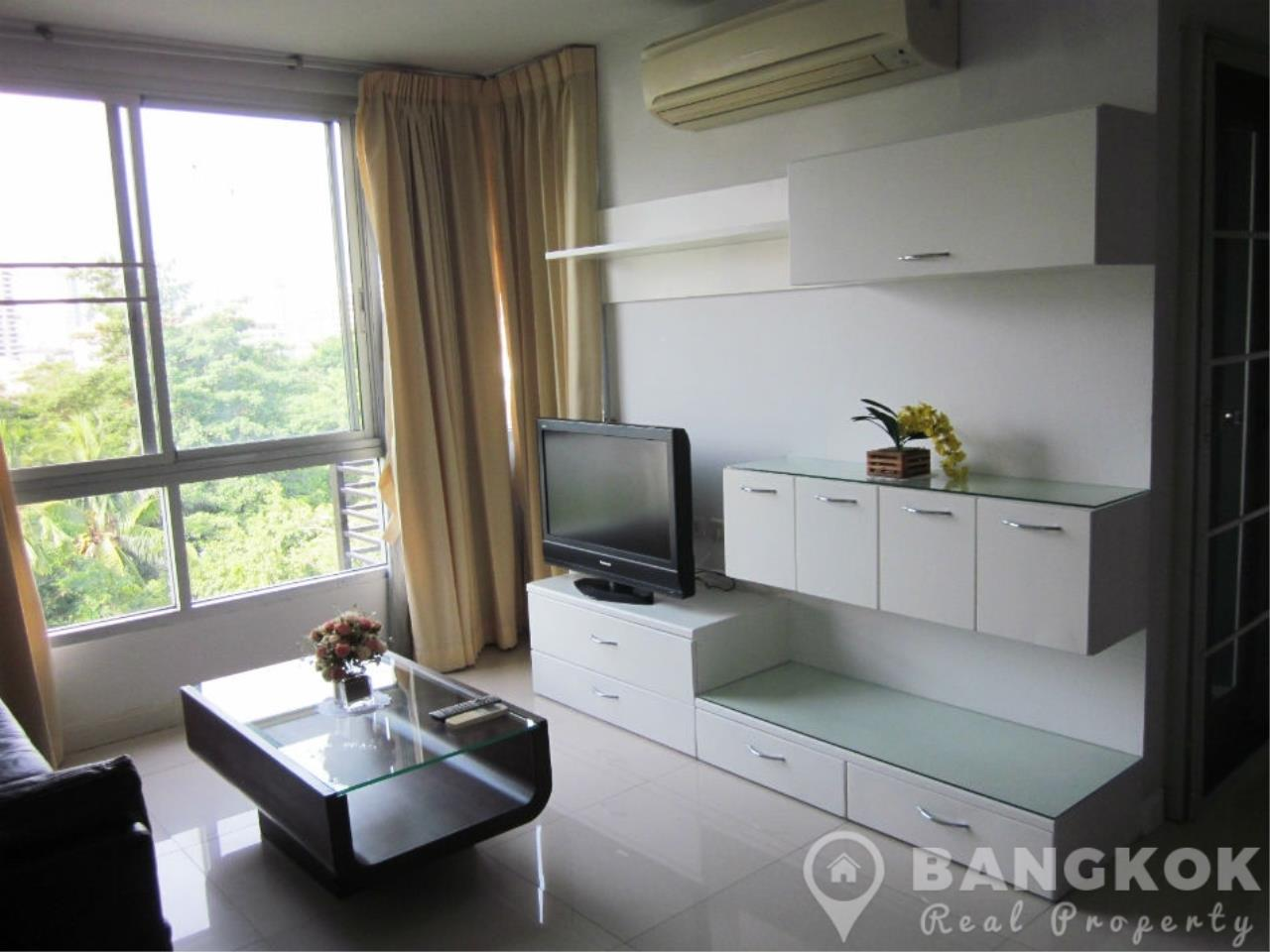 Bangkok Real Property Agency's Sathorn Plus By The Garden | Spacious High Floor 1 Bed 1 Bath 3