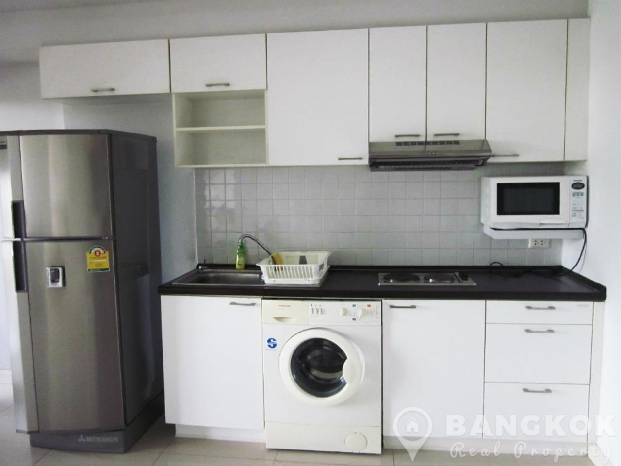 Bangkok Real Property Agency's Sathorn Plus By The Garden | Spacious High Floor 1 Bed 1 Bath 5