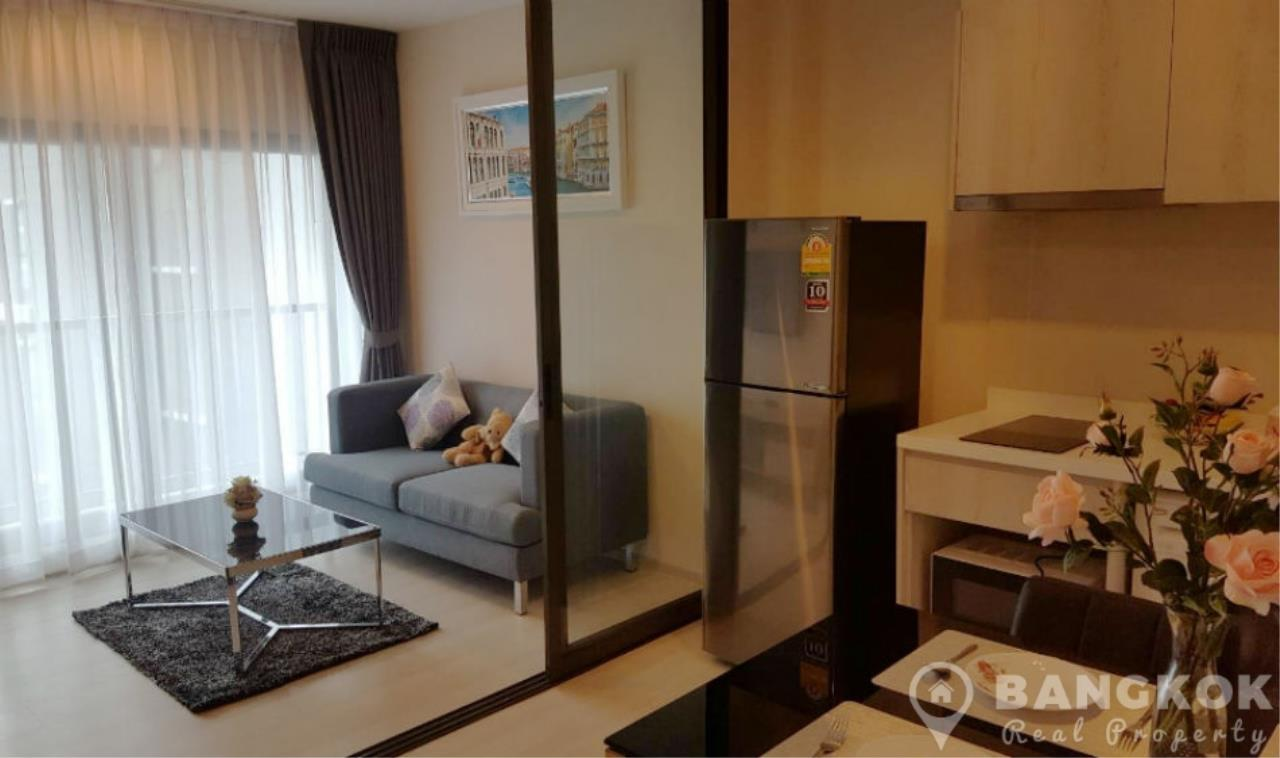 Bangkok Real Property Agency's Life Sukhumvit 48 | Brand New Spacious 1 Bed near BTS 1