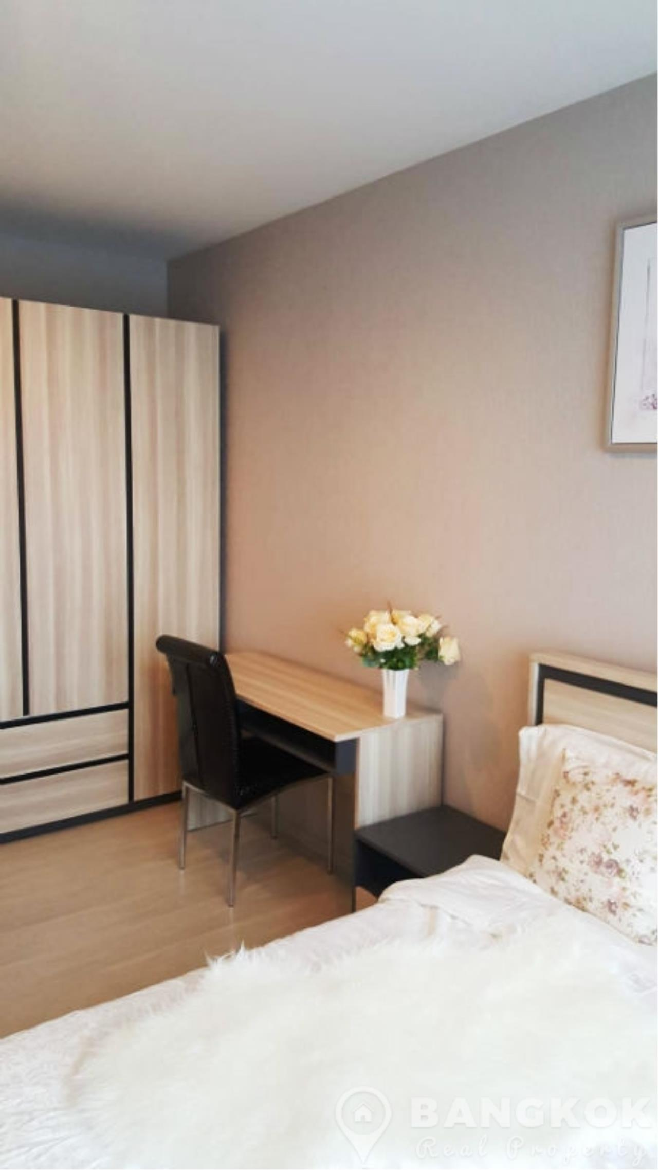Bangkok Real Property Agency's Life Sukhumvit 48 | Brand New Spacious 1 Bed near BTS 9