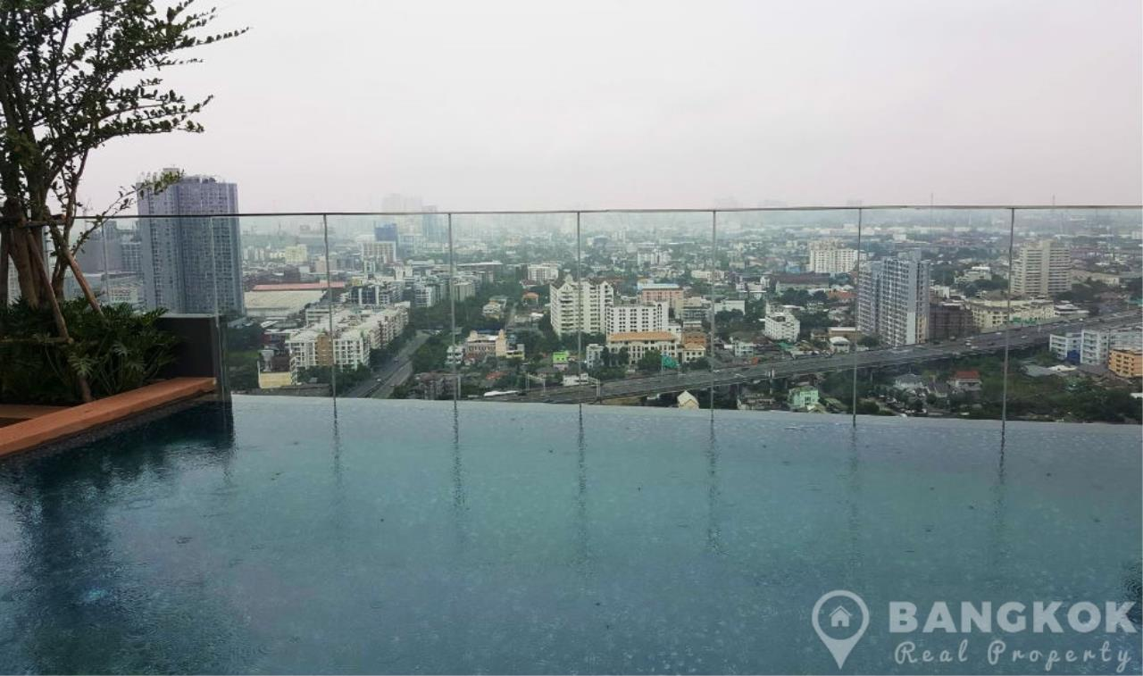 Bangkok Real Property Agency's Life Sukhumvit 48 | Brand New Spacious 1 Bed near BTS 11
