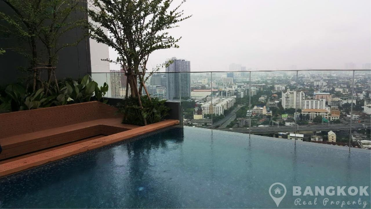 Bangkok Real Property Agency's Life Sukhumvit 48 | Brand New Spacious 1 Bed near BTS 13