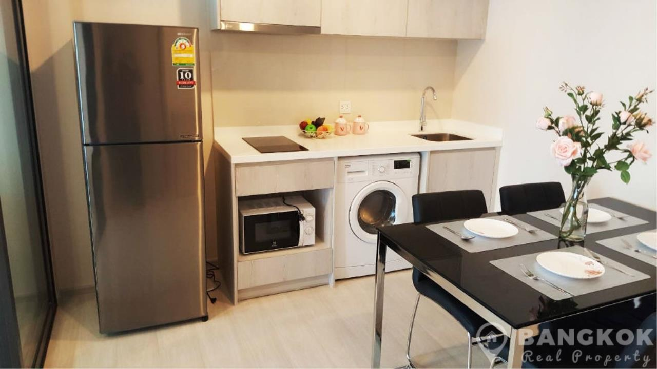 Bangkok Real Property Agency's Life Sukhumvit 48 | Brand New Spacious 1 Bed near BTS 3