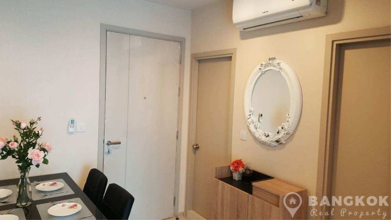 Bangkok Real Property Agency's Life Sukhumvit 48 | Brand New Spacious 1 Bed near BTS 4