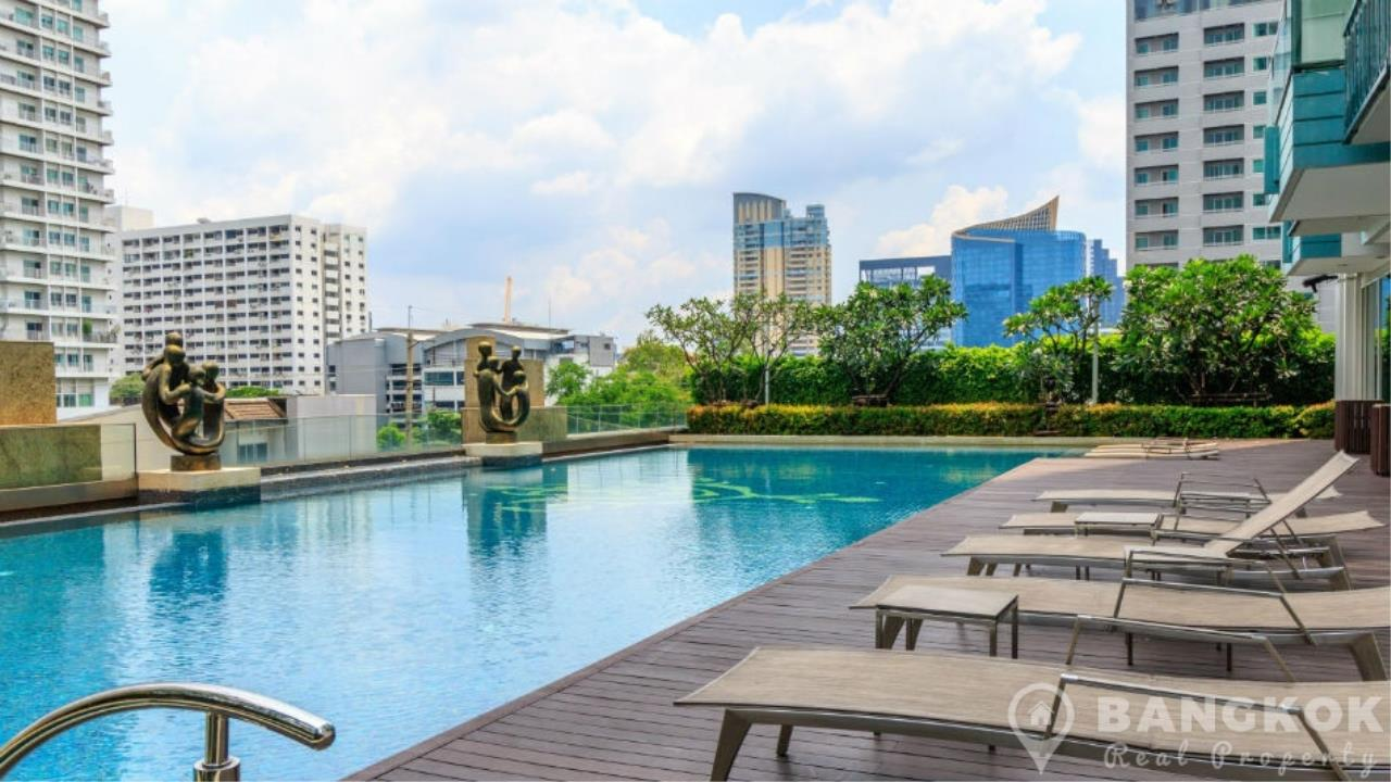 Bangkok Real Property Agency's Ivy Thonglor | Stylish Modern Thonglor 1 Bed 1 Bath 10