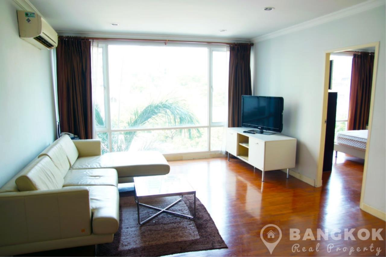 Bangkok Real Property Agency's Baan Siri Sukhumvit 10 | Spacious Modern 1 Bed near Nana BTS 1