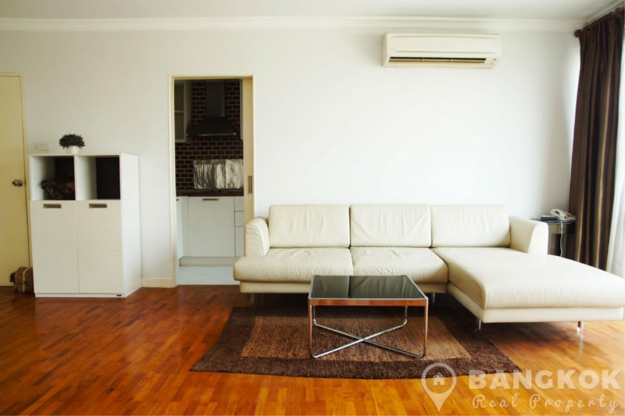 Bangkok Real Property Agency's Baan Siri Sukhumvit 10 | Spacious Modern 1 Bed near Nana BTS 2