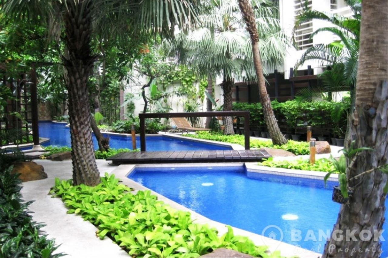 Bangkok Real Property Agency's Baan Siri Sukhumvit 10 | Spacious Modern 1 Bed near Nana BTS 8
