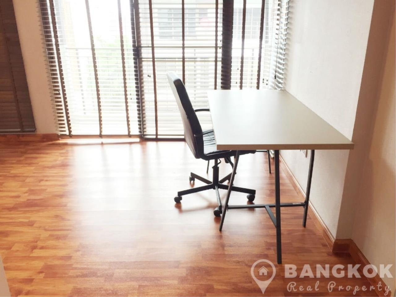 Bangkok Real Property Agency's Spacious 1st Rental 3 Bed 4 Bath Bangchak Townhouse near BTS 7
