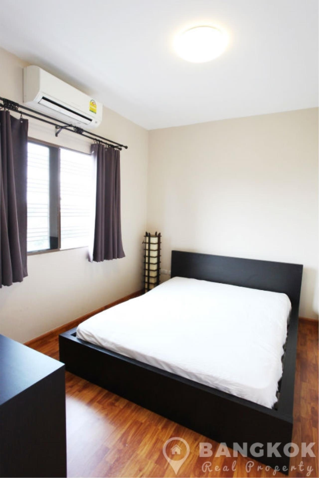 Bangkok Real Property Agency's Spacious 1st Rental 3 Bed 4 Bath Bangchak Townhouse near BTS 9