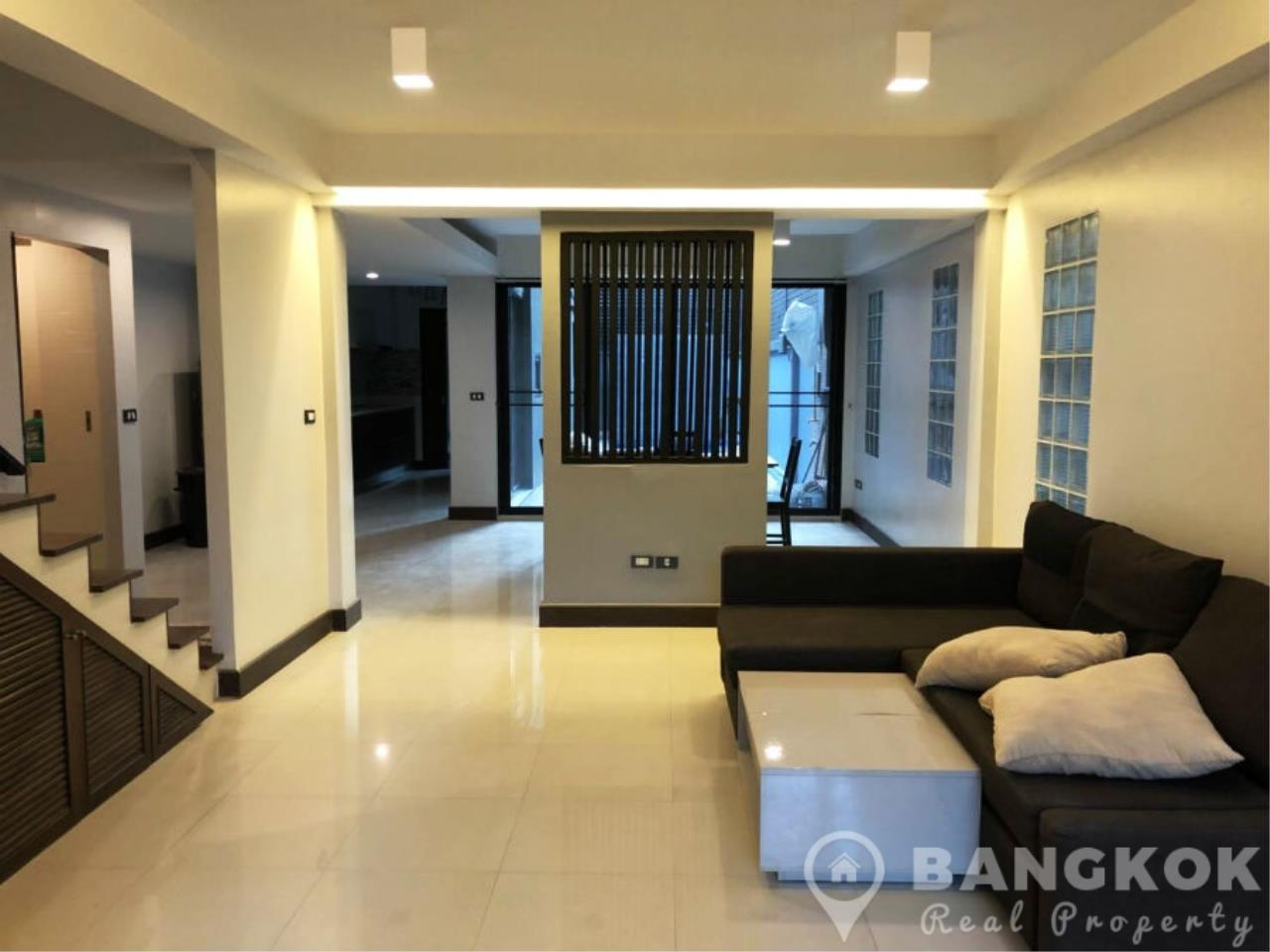 Bangkok Real Property Agency's Modern Detached House in Thonglor 4 Beds with Private Swimming Pool 1