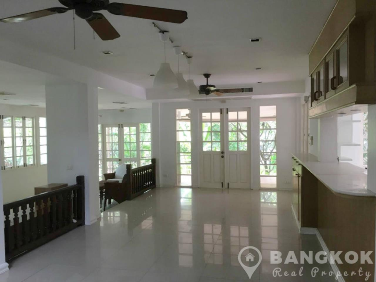 Bangkok Real Property Agency's Spacious, Detached 4 Bed 4 Bath House near Bangkok Patana School  1