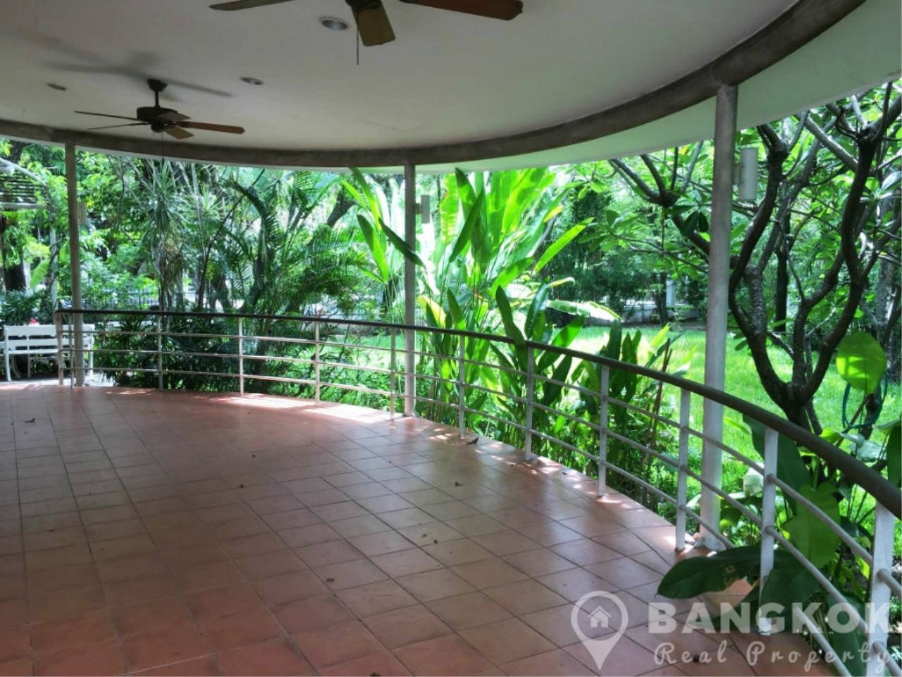 Bangkok Real Property Agency's Spacious, Detached 4 Bed 4 Bath House near Bangkok Patana School  2