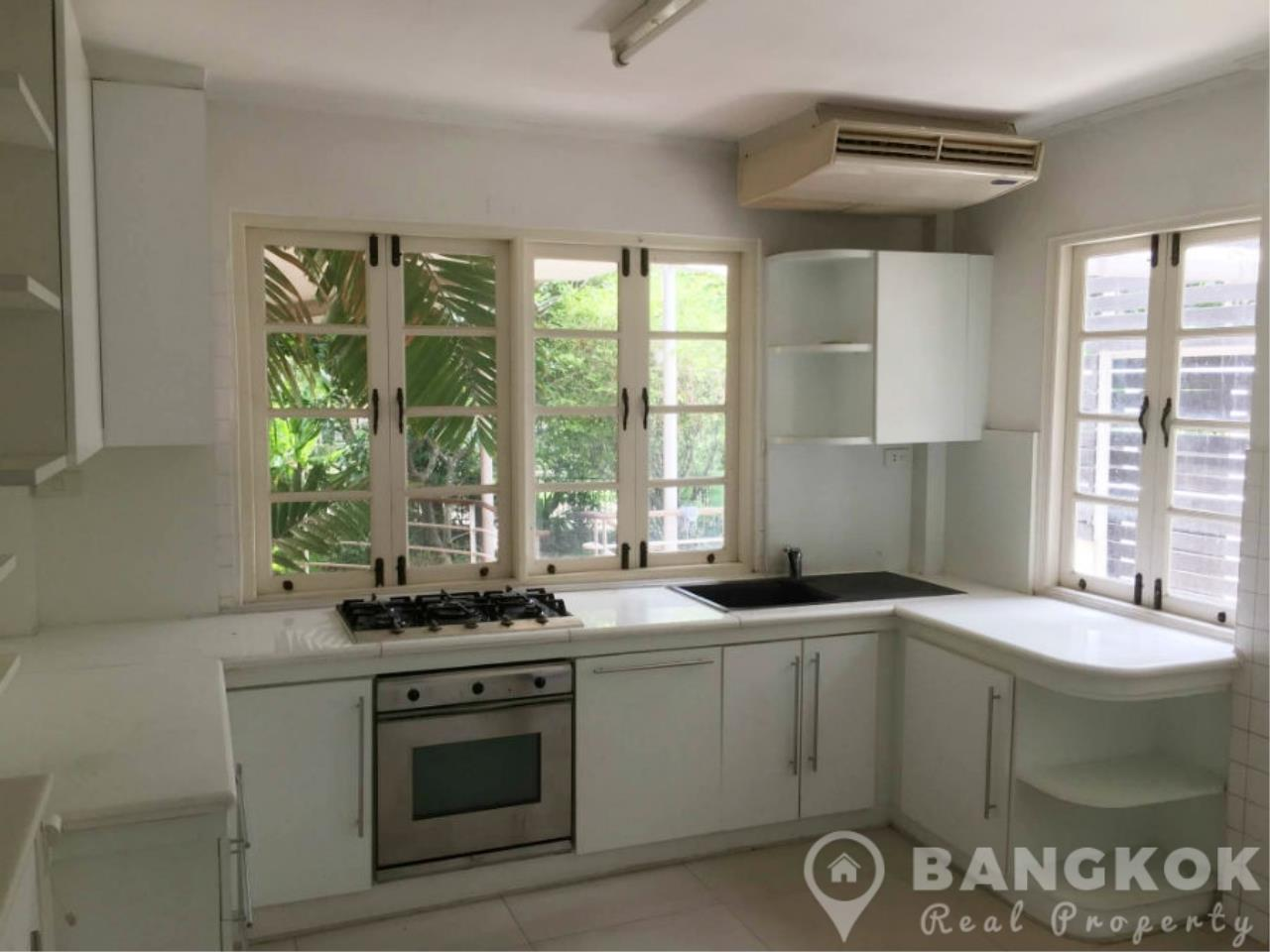Bangkok Real Property Agency's Spacious, Detached 4 Bed 4 Bath House near Bangkok Patana School  3