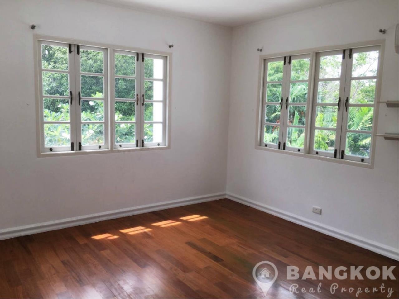 Bangkok Real Property Agency's Spacious, Detached 4 Bed 4 Bath House near Bangkok Patana School  4
