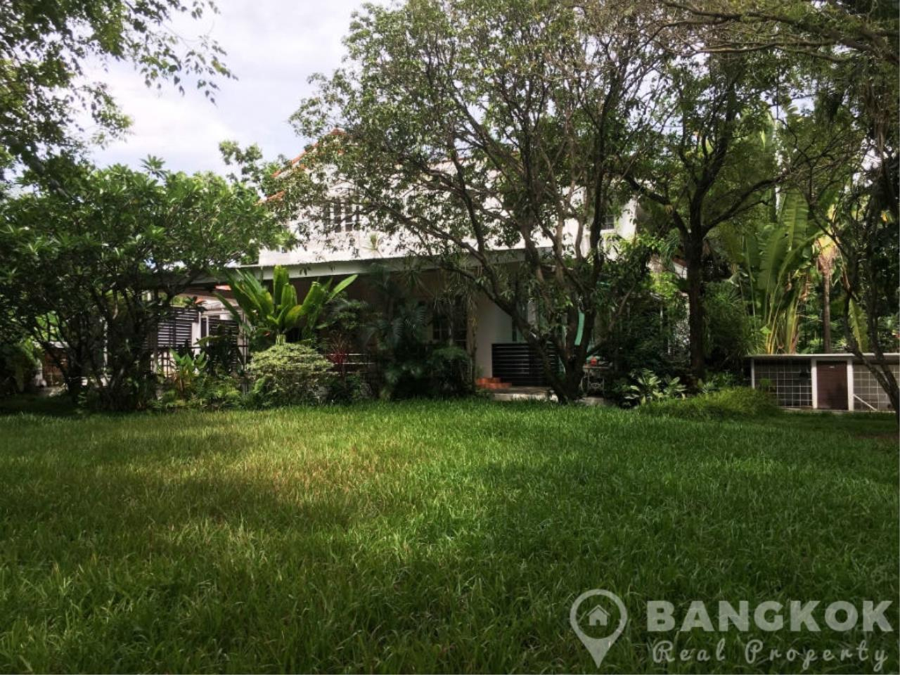 Bangkok Real Property Agency's Spacious, Detached 4 Bed 4 Bath House near Bangkok Patana School  6