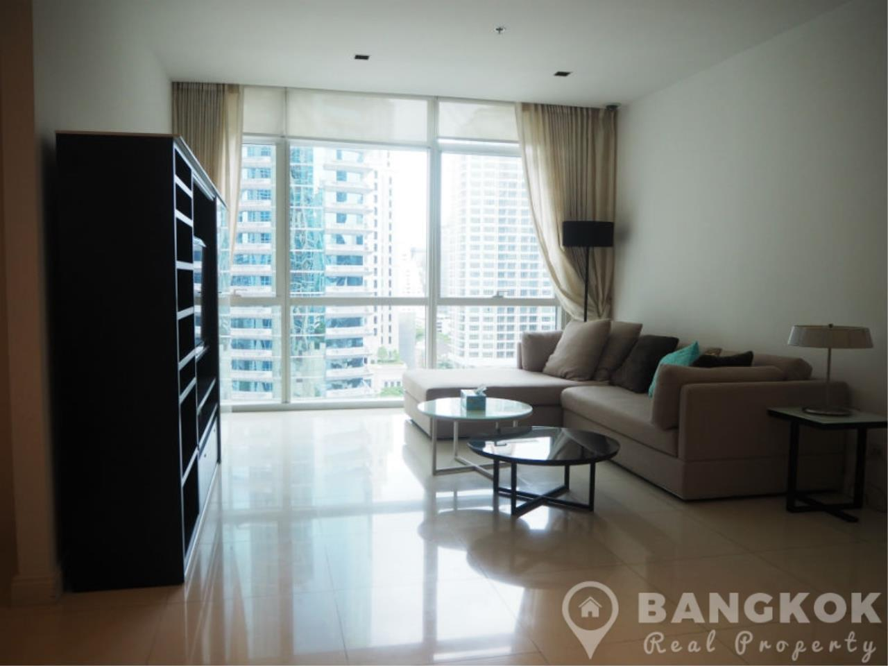 Bangkok Real Property Agency's Athenee Residence | Spacious Modern 2 Bed 2 Bath with Great City Views 2