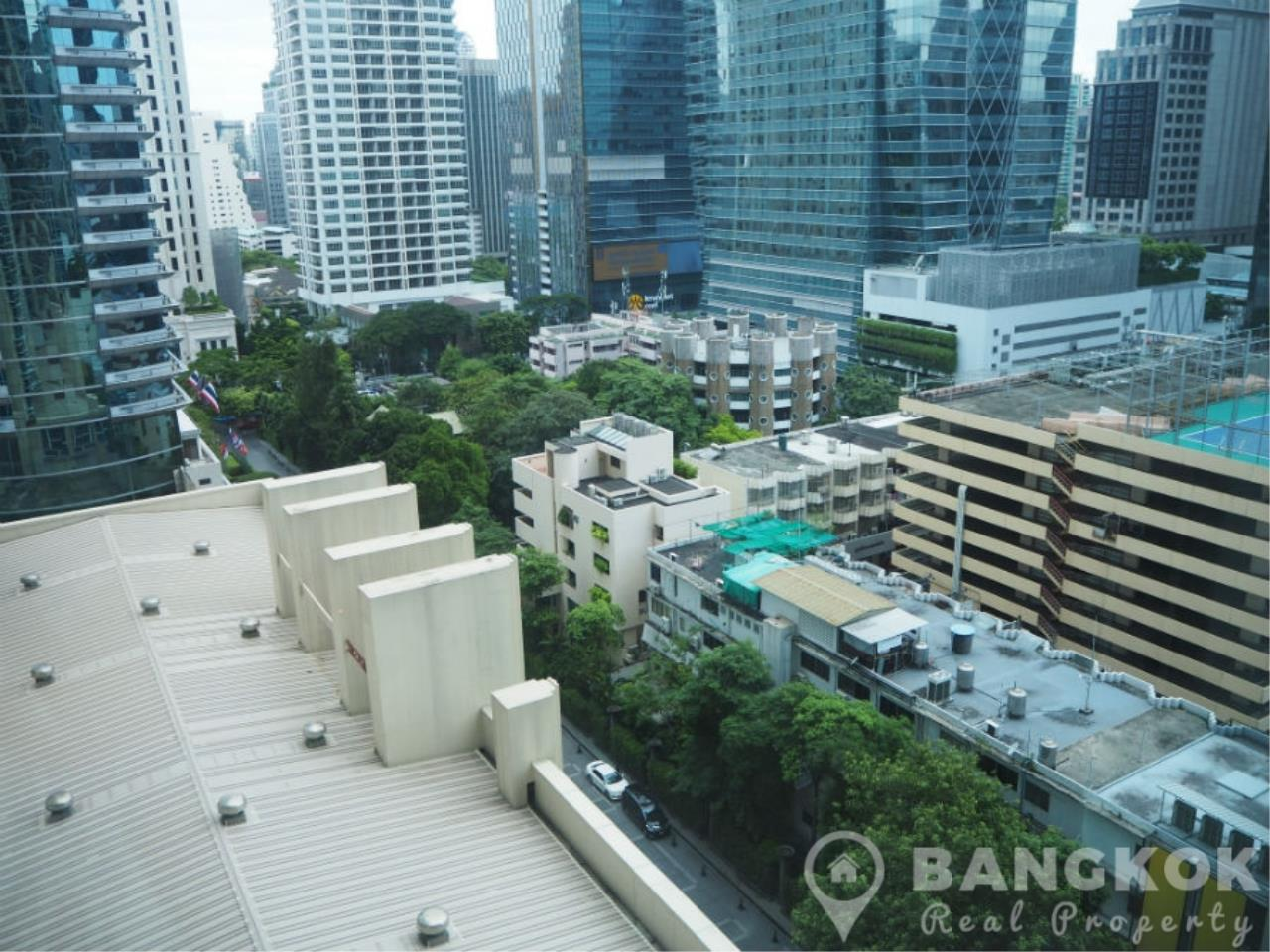 Bangkok Real Property Agency's Athenee Residence | Spacious Modern 2 Bed 2 Bath with Great City Views 3