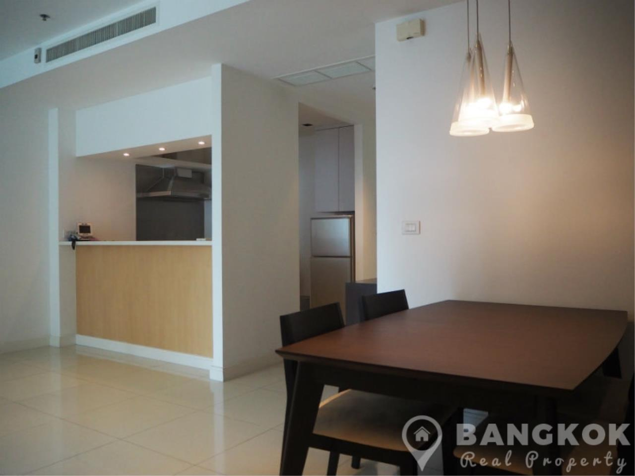 Bangkok Real Property Agency's Athenee Residence | Spacious Modern 2 Bed 2 Bath with Great City Views 7