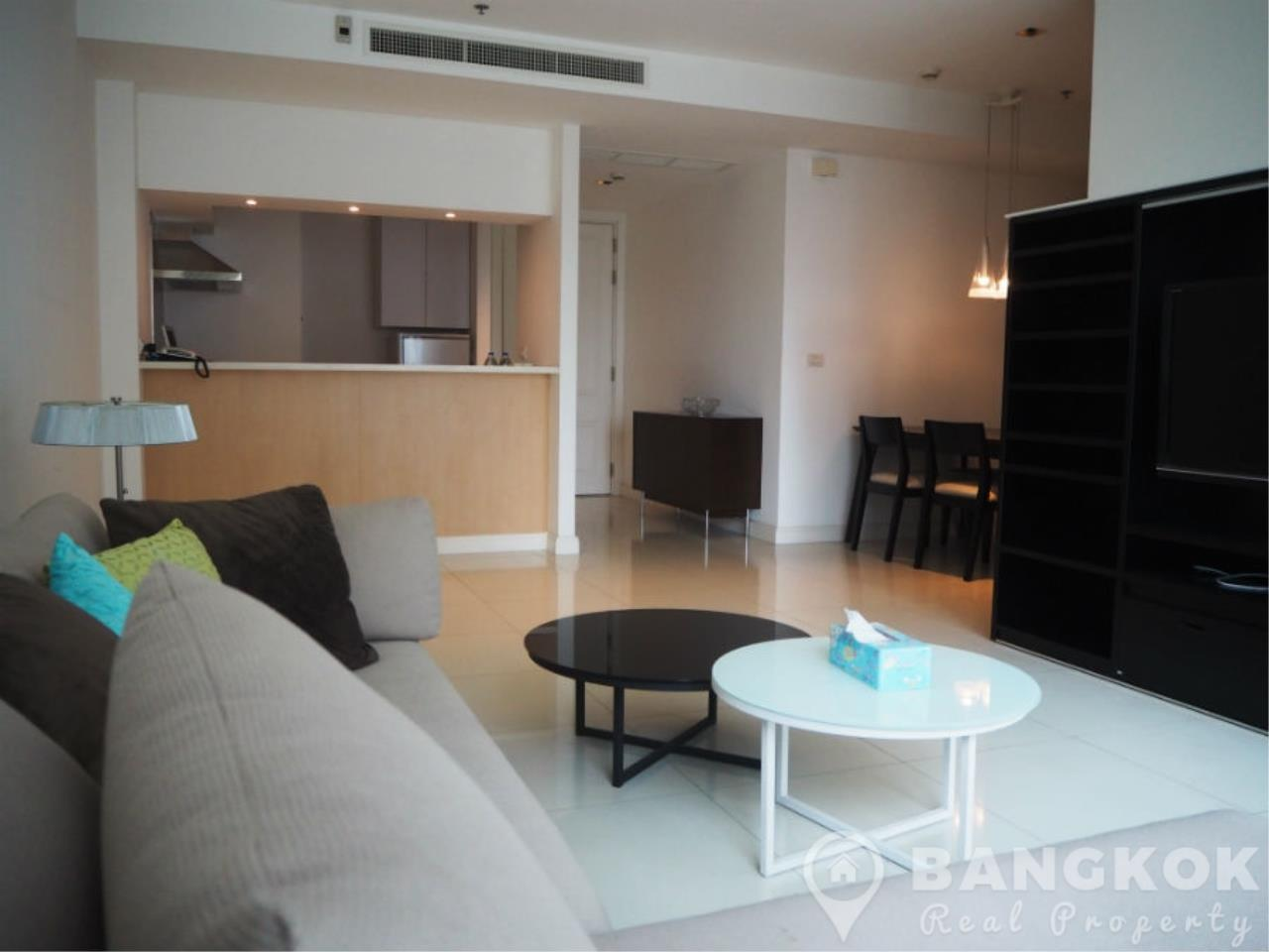 Bangkok Real Property Agency's Athenee Residence | Spacious Modern 2 Bed 2 Bath with Great City Views 5