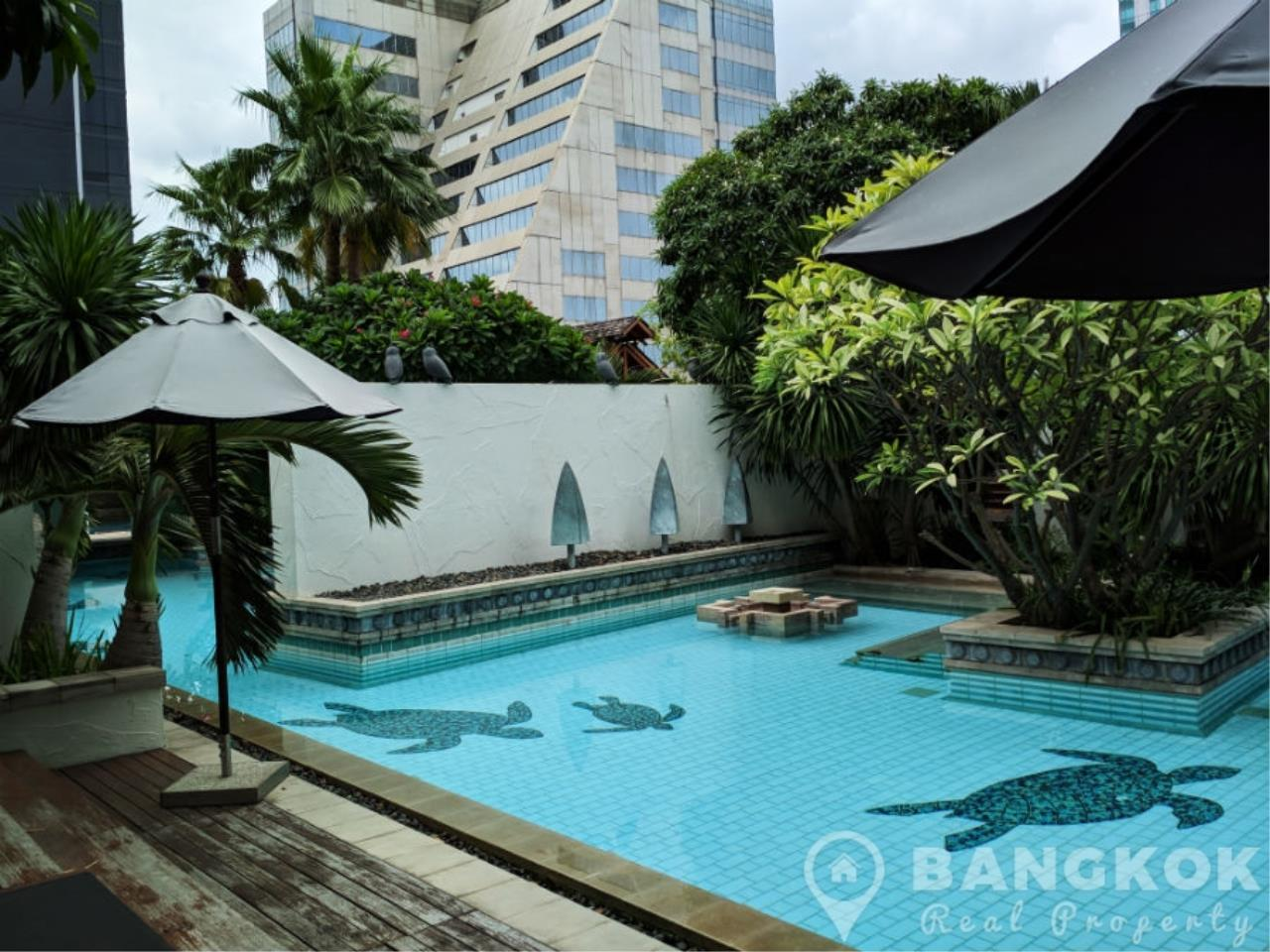 Bangkok Real Property Agency's Athenee Residence | Spacious Modern 2 Bed 2 Bath with Great City Views 20