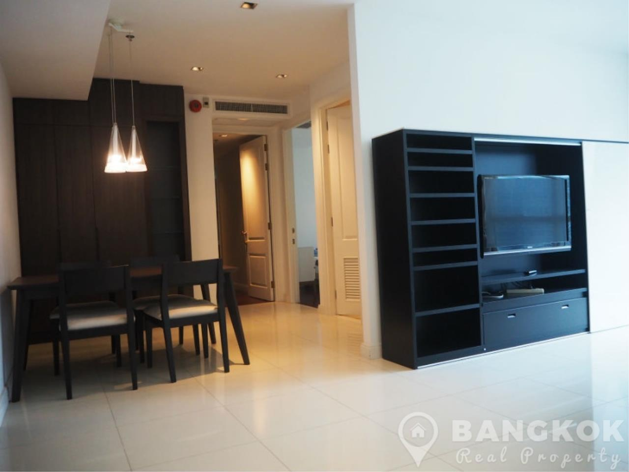 Bangkok Real Property Agency's Athenee Residence | Spacious Modern 2 Bed 2 Bath with Great City Views 6