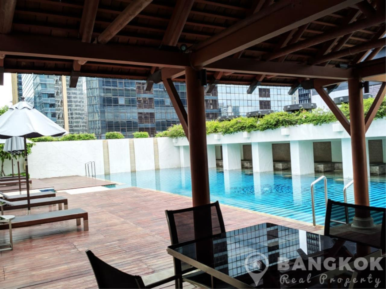 Bangkok Real Property Agency's Athenee Residence | Spacious Modern 2 Bed 2 Bath with Great City Views 21