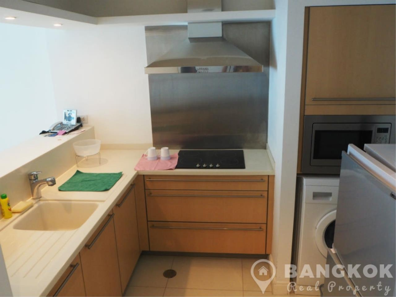 Bangkok Real Property Agency's Athenee Residence | Spacious Modern 2 Bed 2 Bath with Great City Views 8