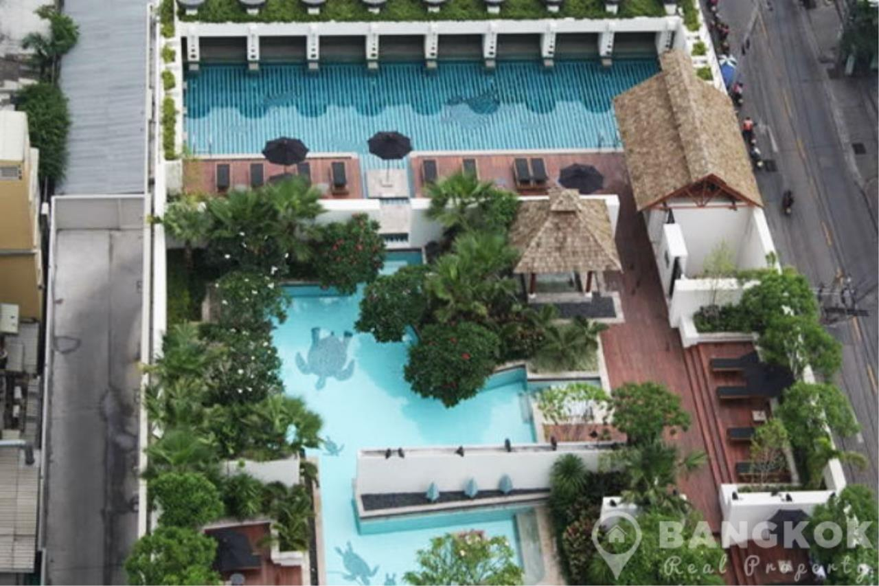Bangkok Real Property Agency's Athenee Residence | Spacious Modern 2 Bed 2 Bath with Great City Views 19
