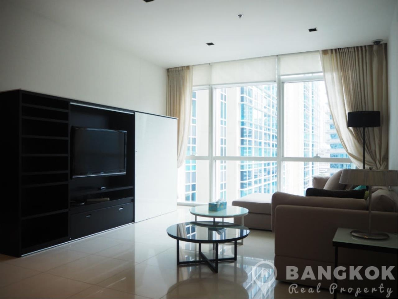 Bangkok Real Property Agency's Athenee Residence | Spacious Modern 2 Bed 2 Bath with Great City Views 4