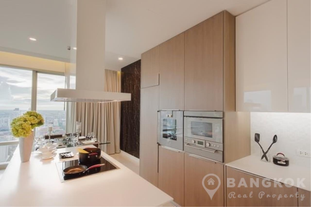 Bangkok Real Property Agency's 185 Rajadamri | Stunning 2 Bed 2 Bath Duplex Penthouse with Huge Private Terrace 4