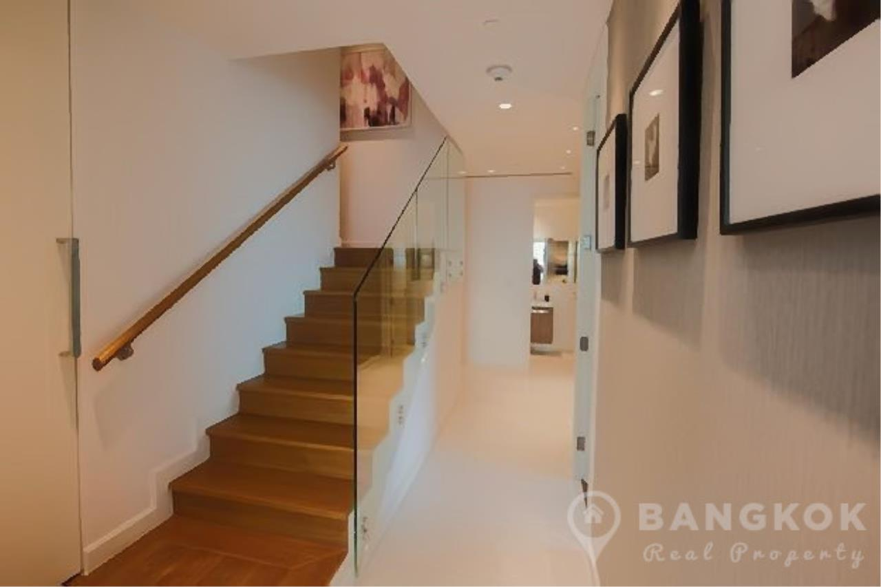 Bangkok Real Property Agency's 185 Rajadamri | Stunning 2 Bed 2 Bath Duplex Penthouse with Huge Private Terrace 5