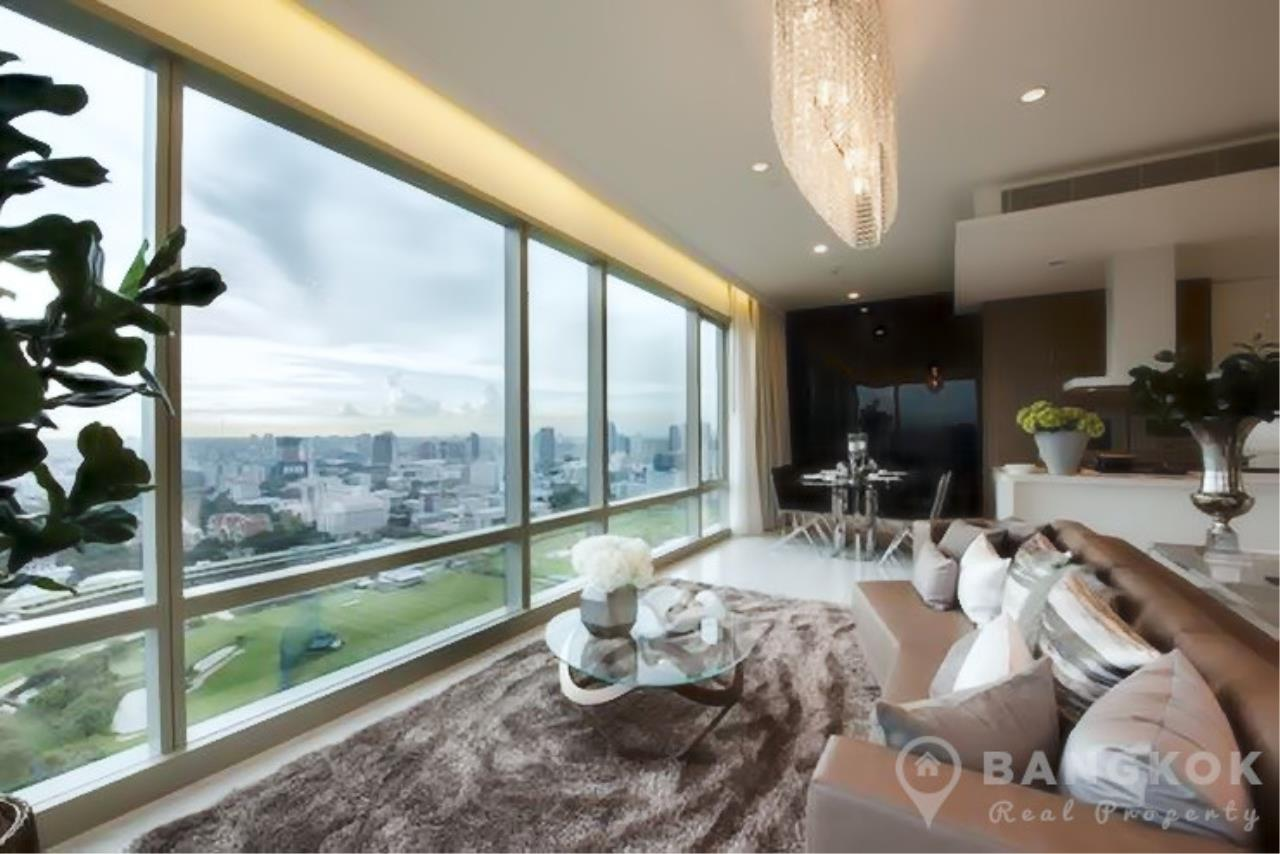 Bangkok Real Property Agency's 185 Rajadamri | Stunning 2 Bed 2 Bath Duplex Penthouse with Huge Private Terrace 1