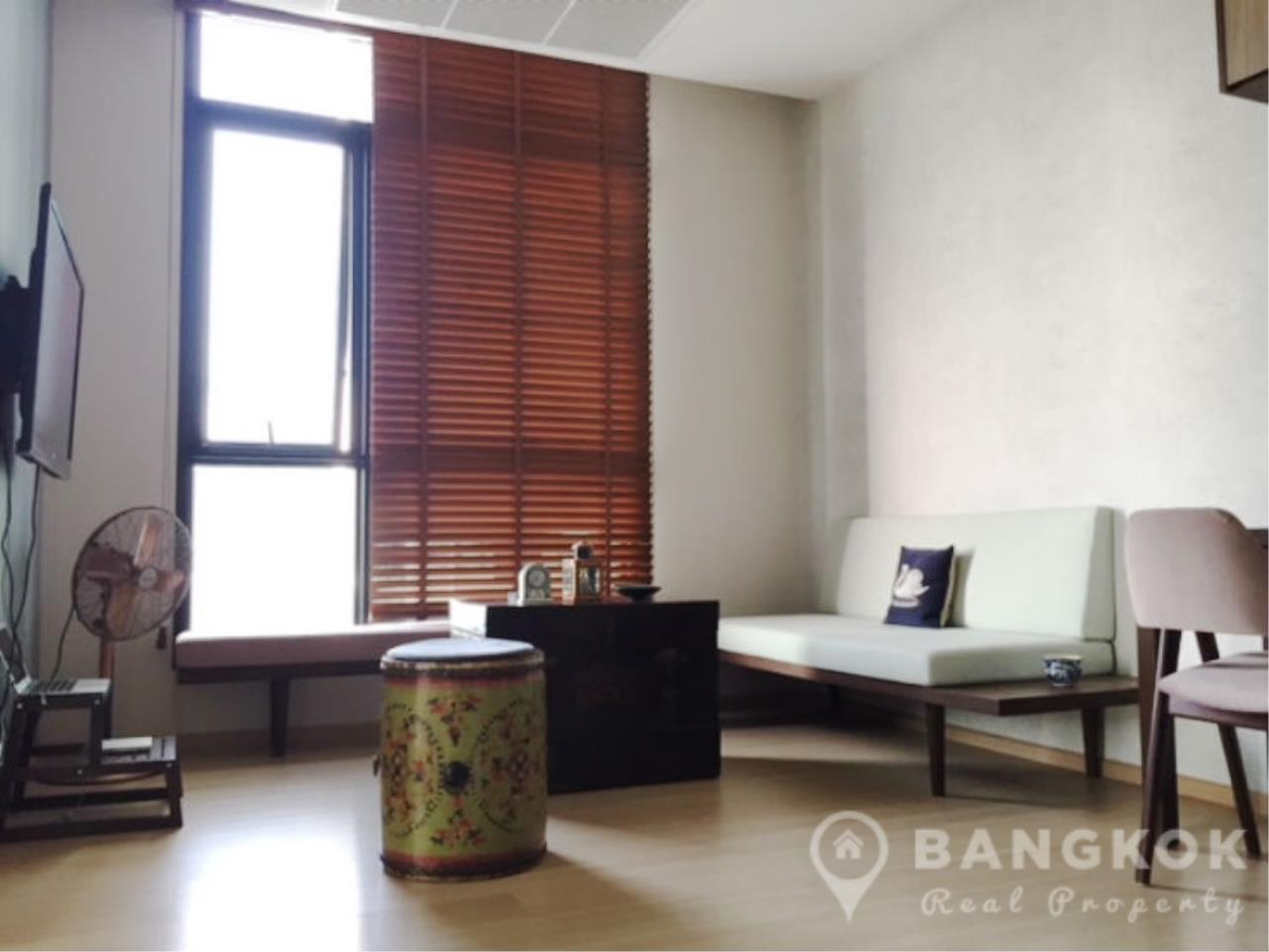 Bangkok Real Property Agency's The Capital Ekamai – Thonglor | Modern 1 Bed with Study (1+1) 1 Bath  1