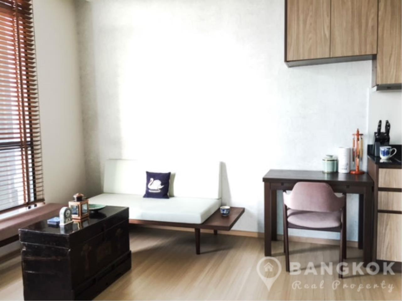 Bangkok Real Property Agency's The Capital Ekamai – Thonglor | Modern 1 Bed with Study (1+1) 1 Bath  3