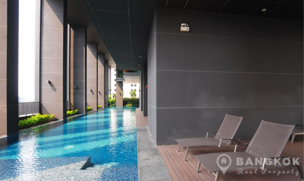 Bangkok Real Property Agency's The Capital Ekamai – Thonglor | Modern 1 Bed with Study (1+1) 1 Bath  9