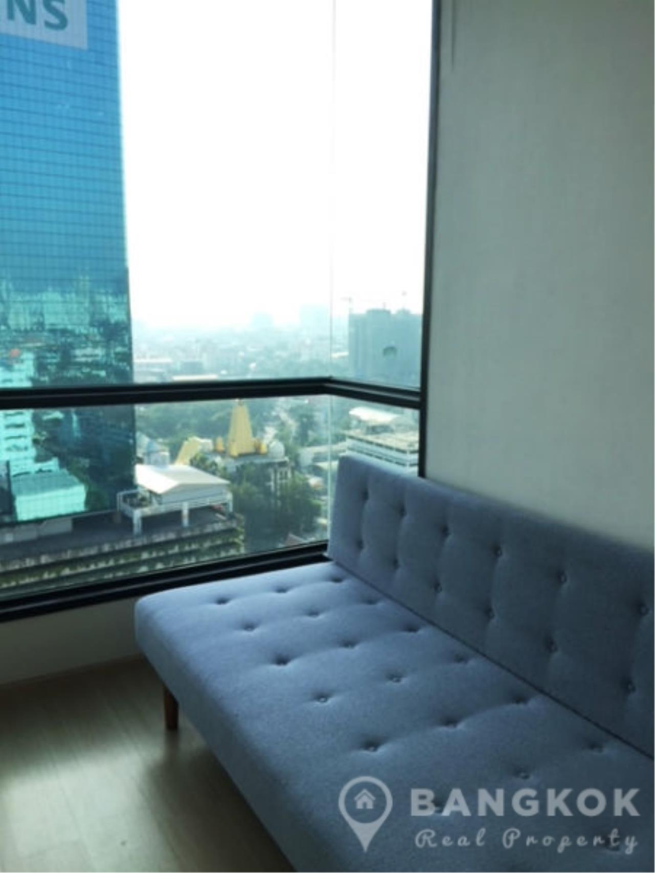 Bangkok Real Property Agency's The Capital Ekamai – Thonglor | Modern 1 Bed with Study (1+1) 1 Bath  7