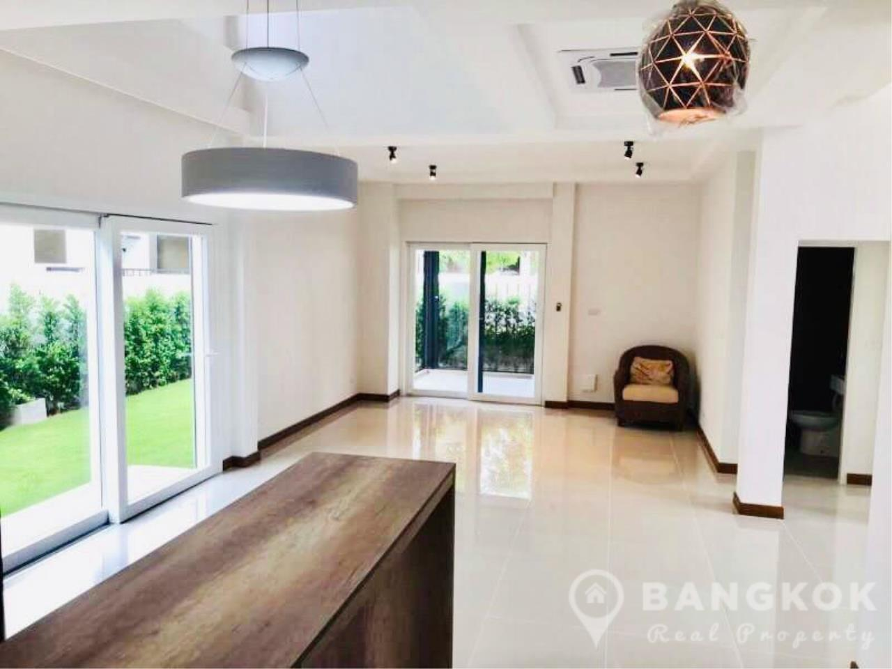 Bangkok Real Property Agency's Brand New Detached 4 Bed 4 Bath House just off Srinakarin Road 1