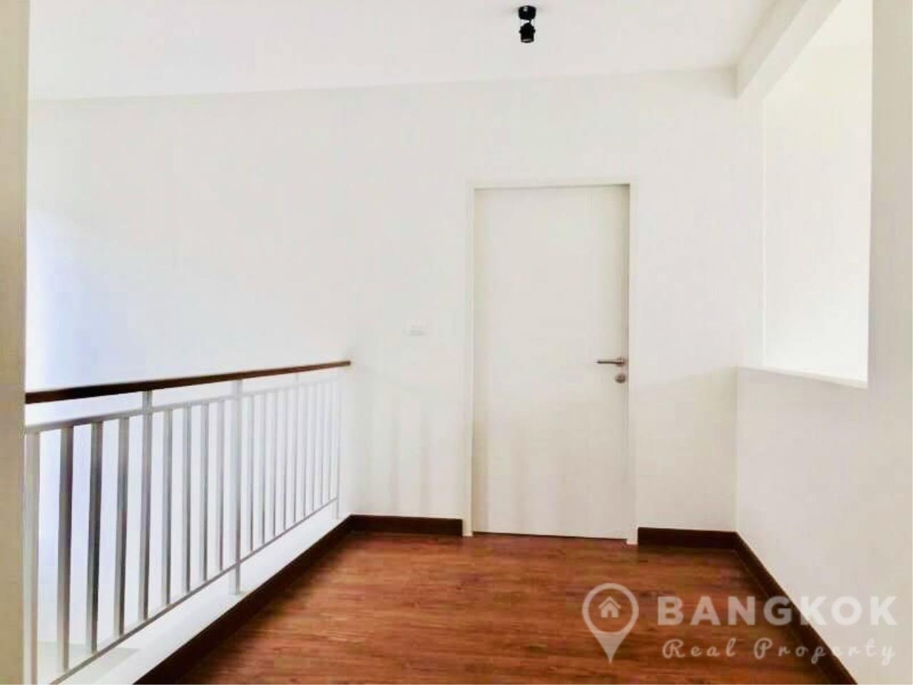 Bangkok Real Property Agency's Brand New Detached 4 Bed 4 Bath House just off Srinakarin Road 9