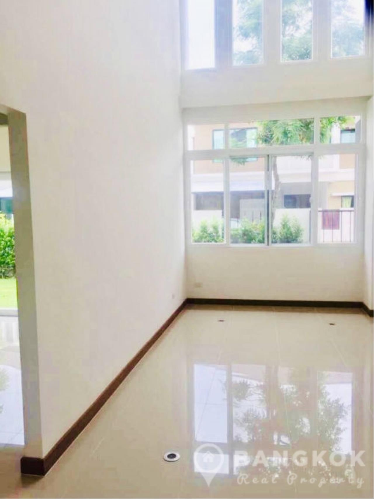 Bangkok Real Property Agency's Brand New Detached 4 Bed 4 Bath House just off Srinakarin Road 7