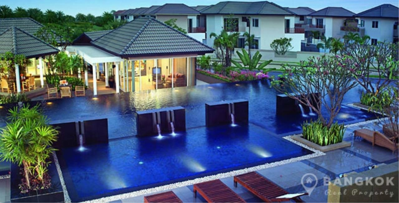 Bangkok Real Property Agency's Brand New Detached 4 Bed 4 Bath House just off Srinakarin Road 17