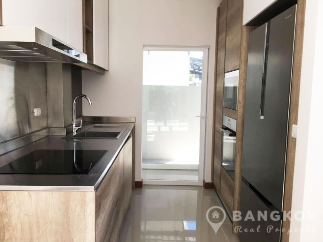 Bangkok Real Property Agency's Brand New Detached 4 Bed 4 Bath House just off Srinakarin Road 6
