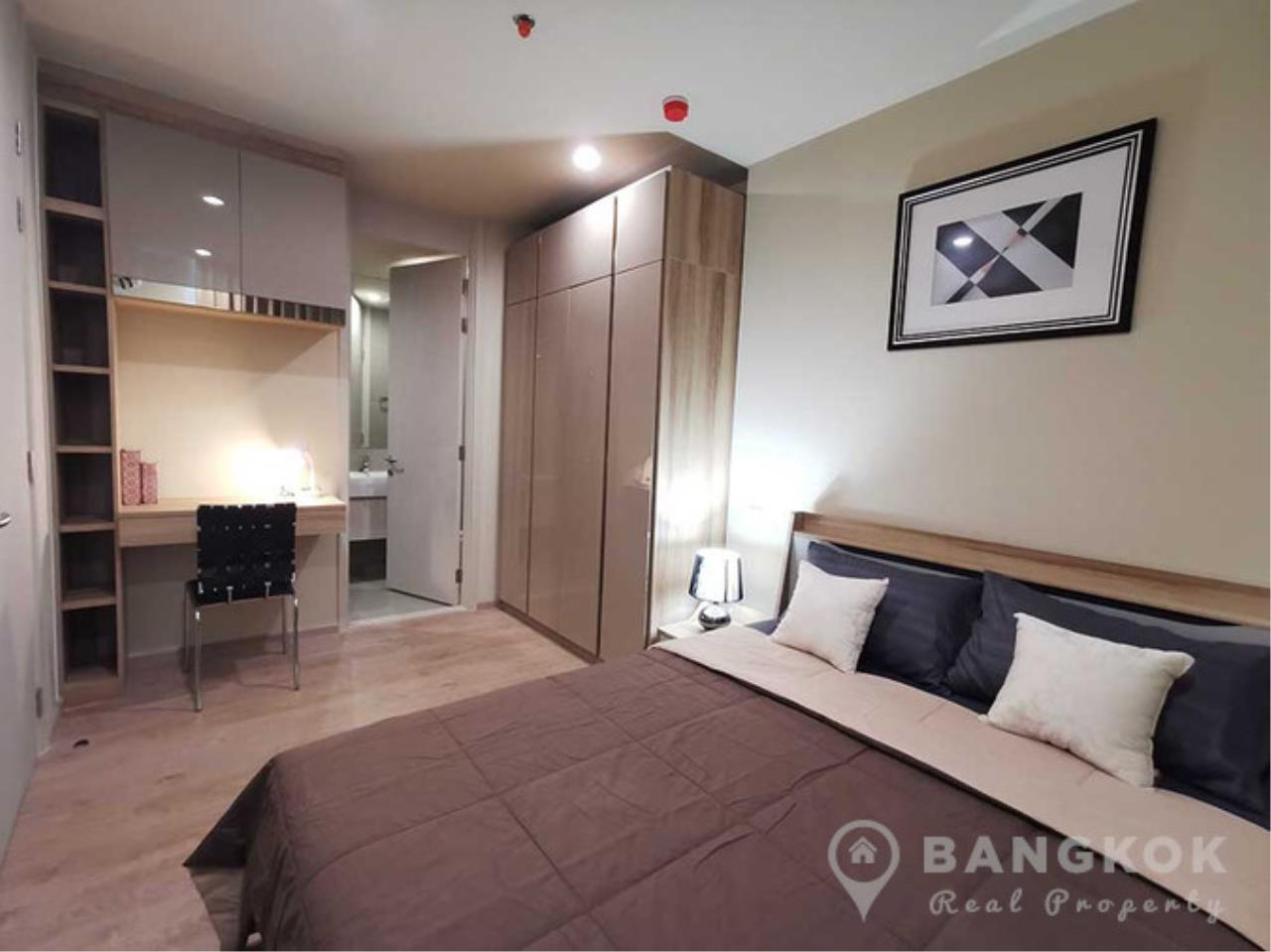 Bangkok Real Property Agency's Noble Recole Sukhumvit 19 | Brand New Modern 1 Bed near NIST School 5