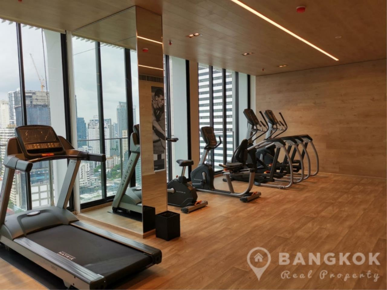 Bangkok Real Property Agency's Noble Recole Sukhumvit 19 | Brand New Modern 1 Bed near NIST School 12