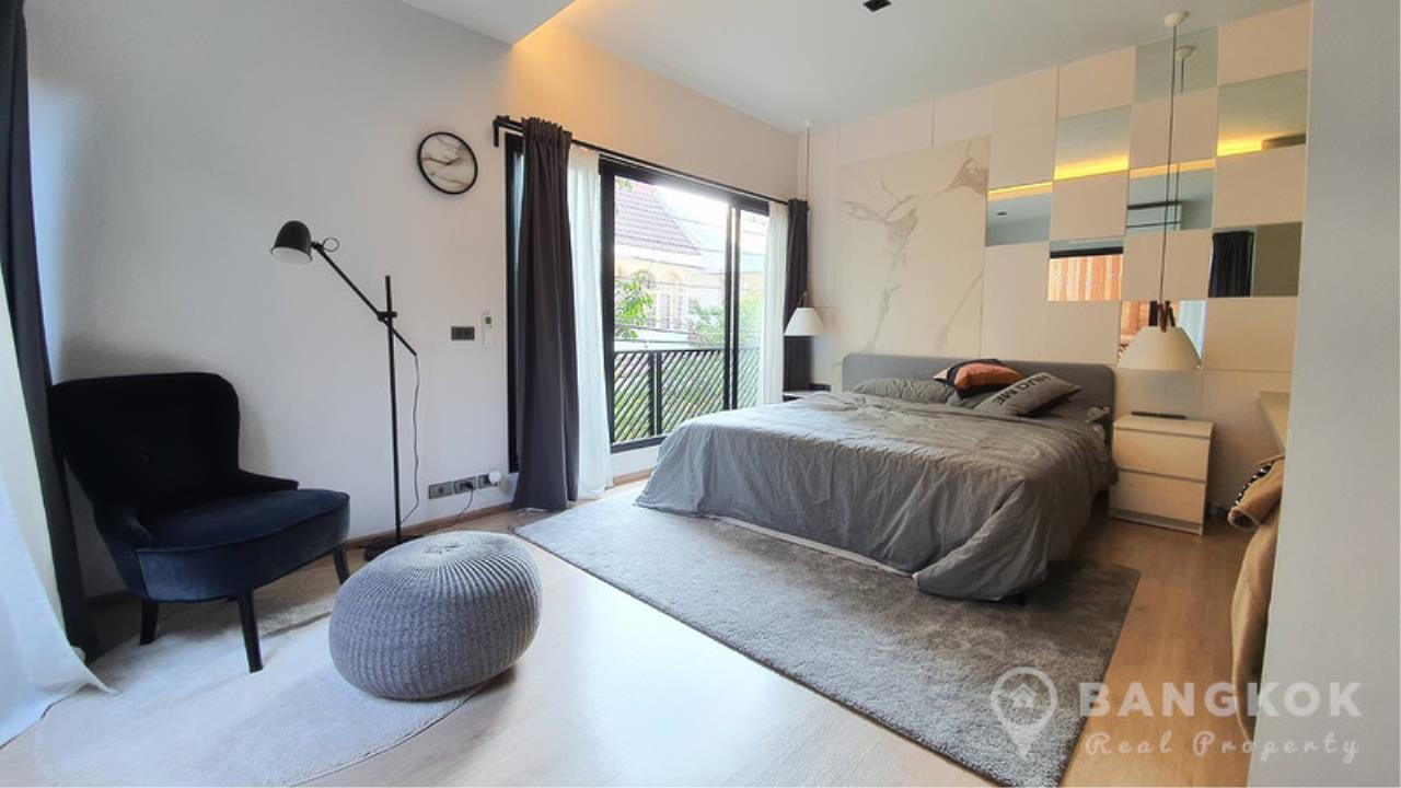 Bangkok Real Property Agency's Stunning Loft Style 3 Bed Townhouse in Phrom Phong  7