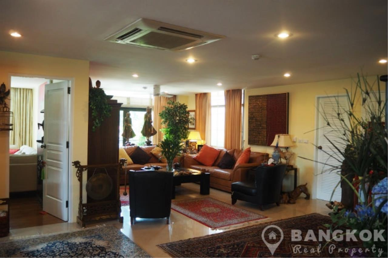 Bangkok Real Property Agency's Baan Ananda | Elegant Spacious 3 Bed 4 Bath + 1 Maid near Ekkamai BTS 10