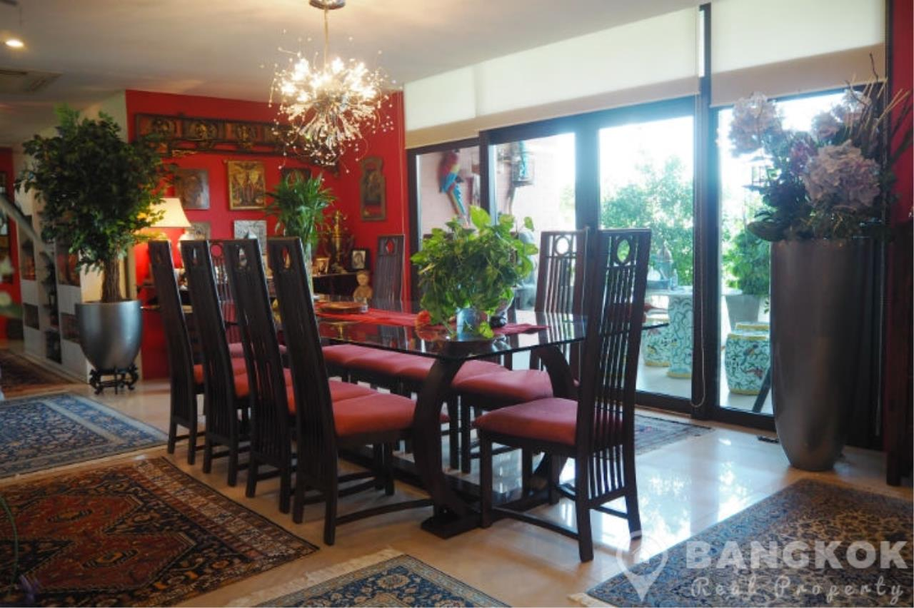 Bangkok Real Property Agency's Baan Ananda | Elegant Spacious 3 Bed 4 Bath + 1 Maid near Ekkamai BTS 6