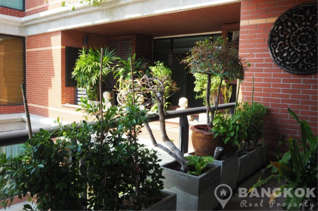 Bangkok Real Property Agency's Baan Ananda | Elegant Spacious 3 Bed 4 Bath + 1 Maid near Ekkamai BTS 3