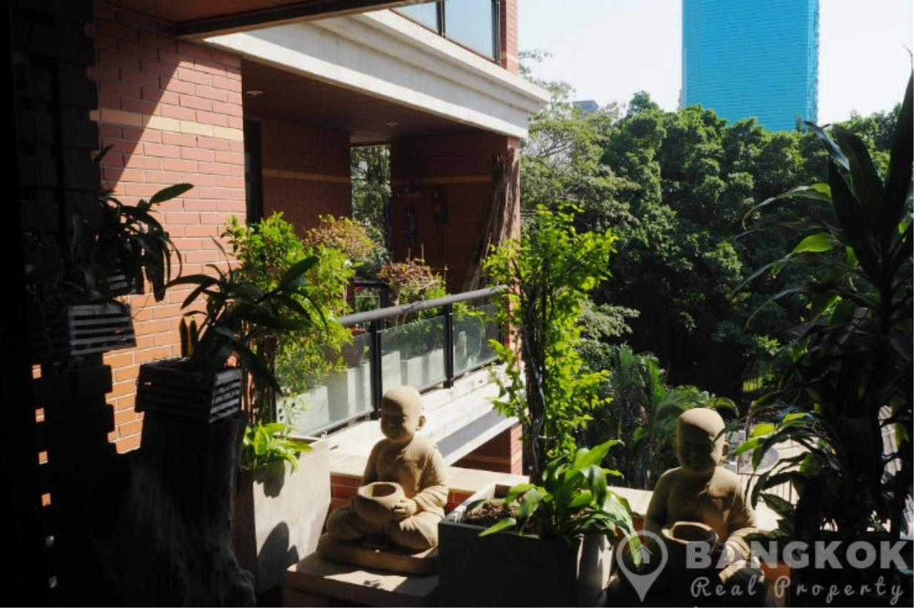 Bangkok Real Property Agency's Baan Ananda | Elegant Spacious 3 Bed 4 Bath + 1 Maid near Ekkamai BTS 22
