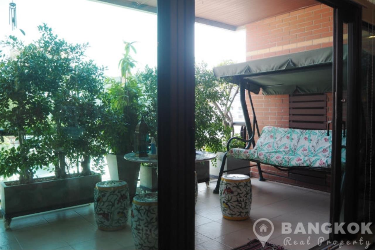 Bangkok Real Property Agency's Baan Ananda | Elegant Spacious 3 Bed 4 Bath + 1 Maid near Ekkamai BTS 8